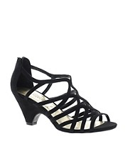 New Look Sun Low Wedge Sandals