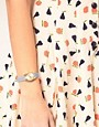 Image 2 ofASOS Pastel Jelly Watch