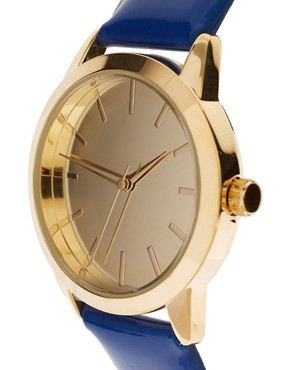 Image 3 of ASOS Patent Color Watch