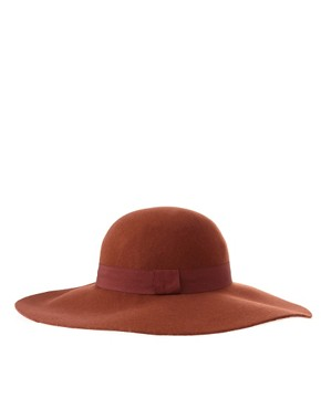 Image 4 ofASOS 70s Floppy Felt Hat