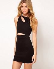 Club L Cut Out Dress