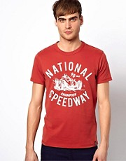 Jack &amp; Jones T-Shirt with National Print
