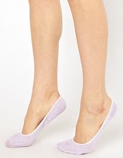 Calvin Klein Cotton Candy 2 Pack Low Socks