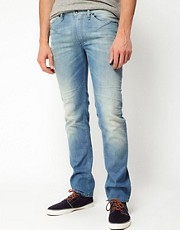 Diesel - Shioner 810M - Jeans slim