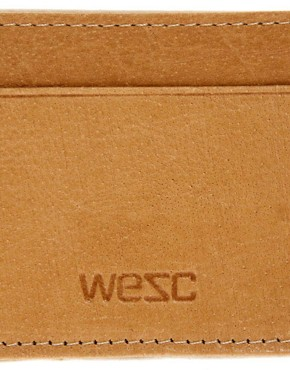 Image 2 of Wesc Leather Cardholder