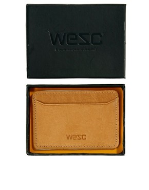 Image 3 of Wesc Leather Cardholder