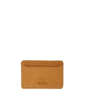 Image 1 of Wesc Leather Cardholder