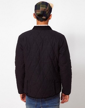 Image 2 ofMoney Jacket Quilted Flannel