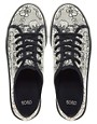 Image 2 ofASOS DERBY Flatform Trainers
