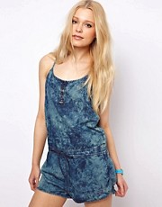 Superdry Tie Dye Playsuit