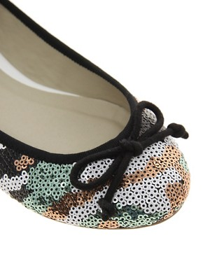 Image 2 ofASOS LUCY Ballet Flats