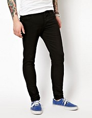 Insight Jeans Pistol Skinny Fit Black Double Dyed