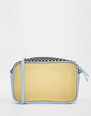 ASOS Colour Block Cross Body Bag