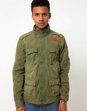 Image 1 ofSuperdry Core Military Jacket