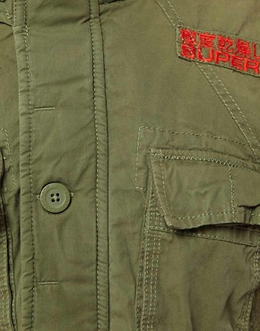 Image 3 ofSuperdry Core Military Jacket