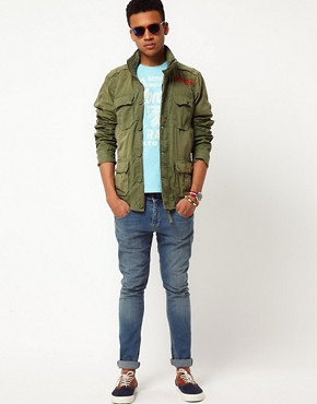 Image 4 ofSuperdry Core Military Jacket