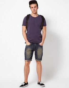 Image 4 ofSelected Denim Shorts