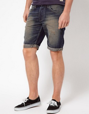 Image 1 ofSelected Denim Shorts