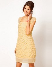 Jovonna Textured Dress
