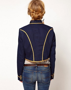 Image 2 ofDenim &amp; Supply By Ralph Lauren Military Jacket