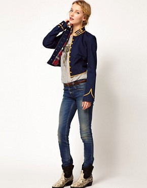 Image 4 ofDenim &amp; Supply By Ralph Lauren Military Jacket