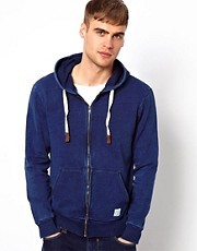 Native Youth Indigo Hoodie