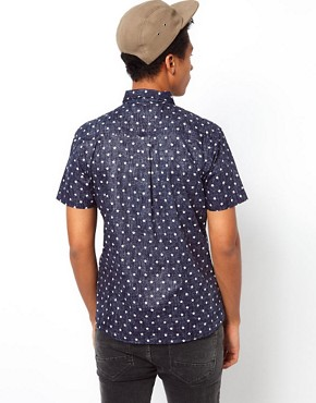 Image 2 ofBellfield Shirt With Star Print