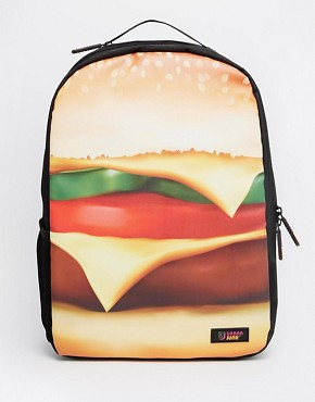 Urban Junk Burger Backpack