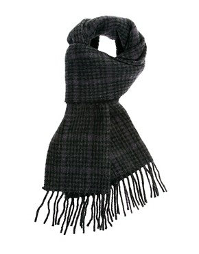 Image 1 ofPolo Ralph Lauren Reversible Scarf