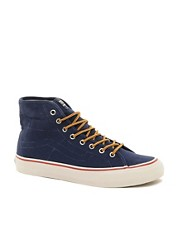 Zapatillas de deporte con ribetes Sk8-Hi de Vans California