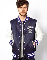 Franklin &amp; Marshall Varsity Jacket