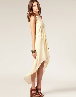 Image 4 of Warehouse Silk Simplicity Dress