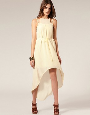 Image 1 of Warehouse Silk Simplicity Dress
