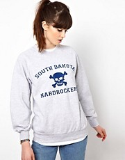 Pop Boutique South Dakota Sweat Top