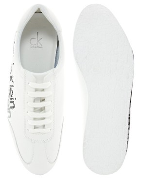 Image 3 ofCalvin Klein Greg Trainers