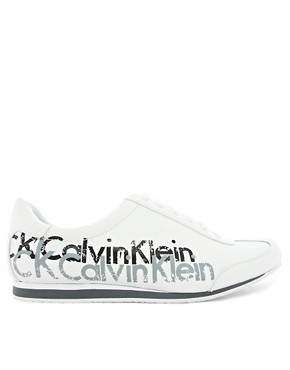 Image 4 ofCalvin Klein Greg Trainers