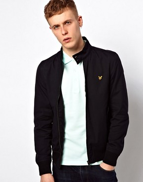 Image 1 ofLyle &amp; Scott Vintage Harrington Jacket