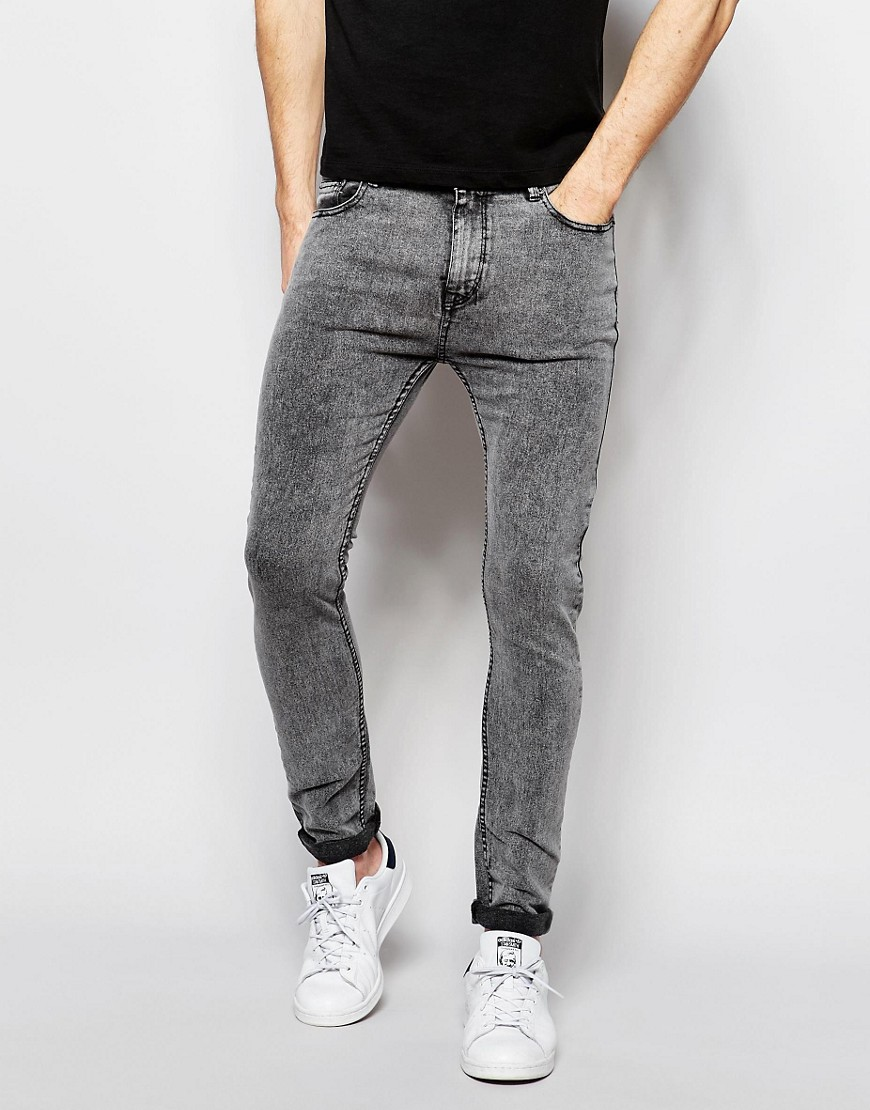 pull-bear-super-skinny-jeans-in-acid-wash-grey