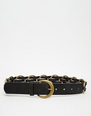ASOS Multi Ring Waist Belt