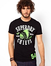 Superdry Chiefs T-Shirt