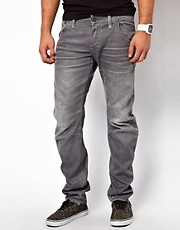 G Star - Arc 3D - Jeans slim leggermente invecchiati