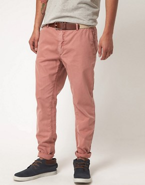 Image 1 ofSuit Slim Fit Chinos