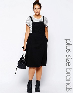 Alice & You Denim Pinafore