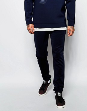 ASOS Skinny Joggers In Navy Co-Ord