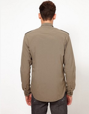 Image 2 ofIro Military Style Shirt