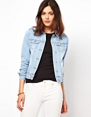 Vila Denim Western Jacket