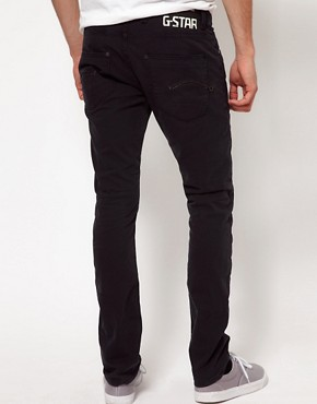 Image 2 ofG Star Jeans Skinny Defender