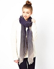 Oasis Nautical Spot Scarf
