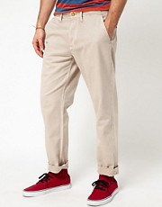 Levis Made &amp; Crafted Chinos Drill Relaxed Fit