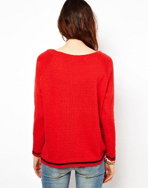 Image 2 ofRiver Island NYC Jumper